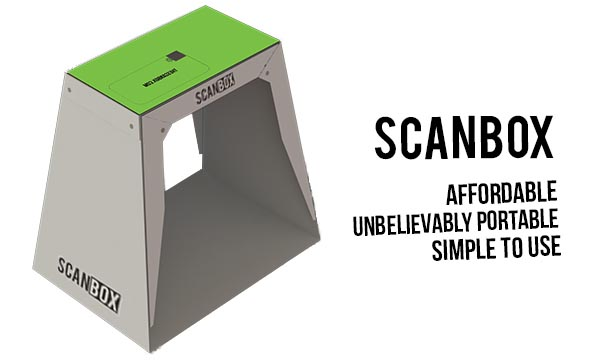 Scanbox Turns Smartphone into Portable Scanner