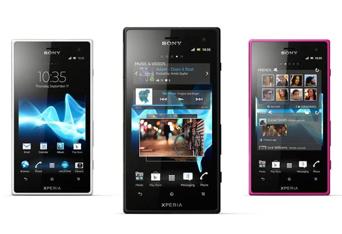Sony Xperia acro S Android Phone