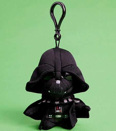 Star Wars Mini Plush Keychain