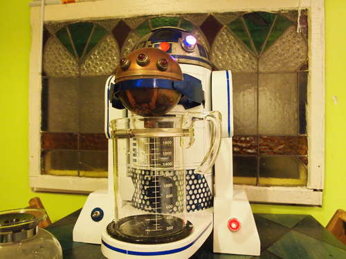 Star Wars R2-D2 Coffee Maker