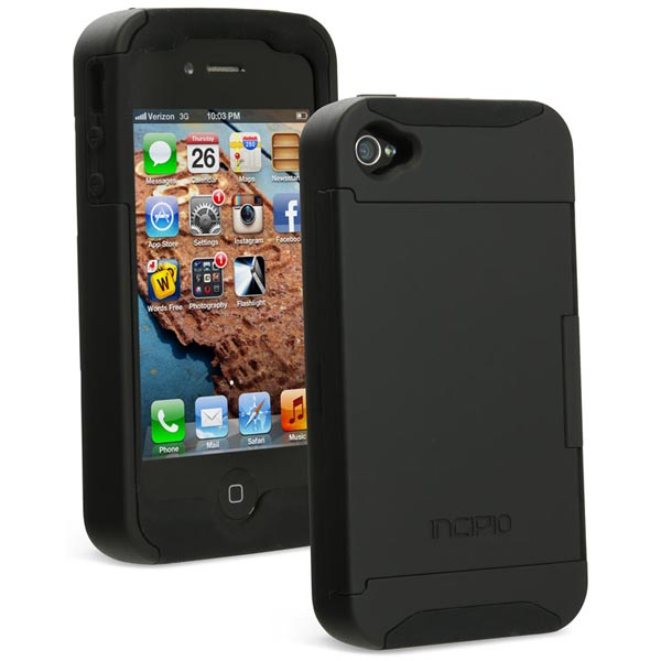 Stowaway iPhone 4 Case
