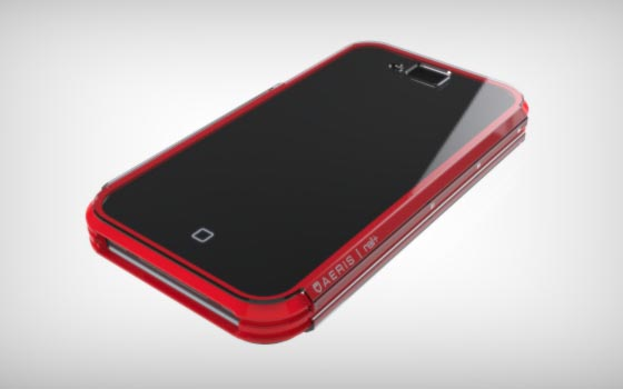 The Aeris Rail+ Modular iPhone 4 Case
