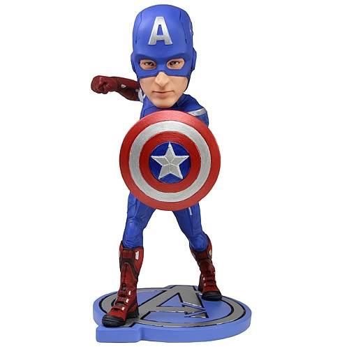 The Avengers Movie Bobble Heads