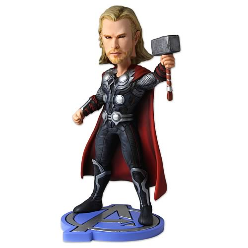 The Avengers Movie Bobble Heads