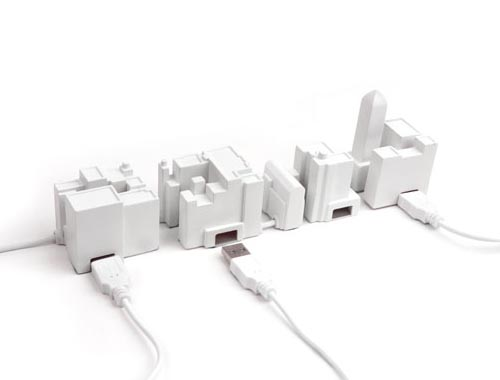 The USB Hub for the Lonely City