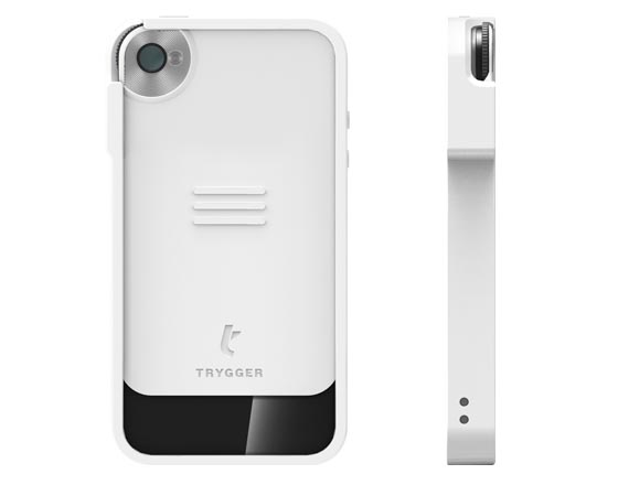 Trygger Camera iPhone 4 Case with Polarizing Filter