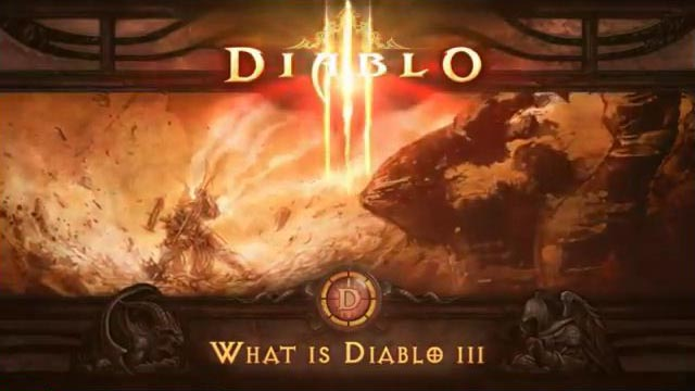 What is Diablo 3 Introduction Trailer