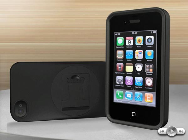 ZeroChroma VarioProtect iPhone 4 Case