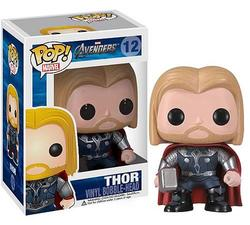 The Avengers Movie Pop! Vinyl Bobble Heads