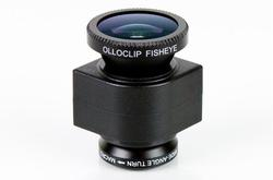 The Olloclip iPhone Lens