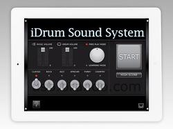 iDrum Drum Kit for iPhone, iPad and iPod Touch