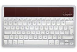 Logitech K760 Solar Bluetooth Wireless Keyboard