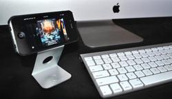 Wallee M Modular Mounting System for iPhone 4 and Galaxy Nexus