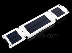 The Solar Powered Portable Backup Battery