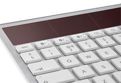 Logitech K760 Solar Bluetooth Wireless Keyboard