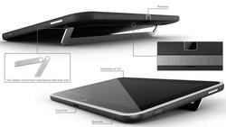 Samsung Galaxy One Tablet Design Concept