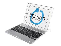 M3 iPad 3 Keyboard Case with Backup Battery