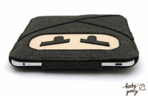 Angry Ninja iPad 3 Case