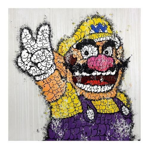 Tilt's Super Mario Graffiti World