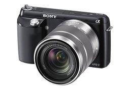 Sony NEX-F3 Compact Camera Announced