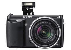 Sony NEX-F3 Compact Camera Announced
