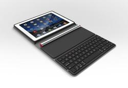 Logitech Solar Keyboard Folio iPad 3 Case