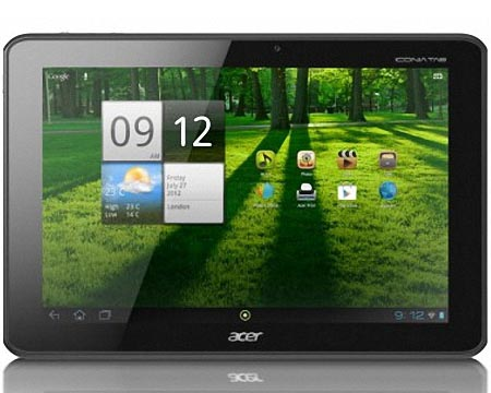 Acer Iconia Tab A700 Android Tablet Now Available for Preorder