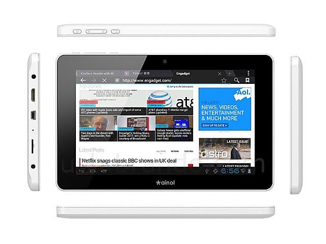 Ainol NOVO 7 ELF II Android Tablet