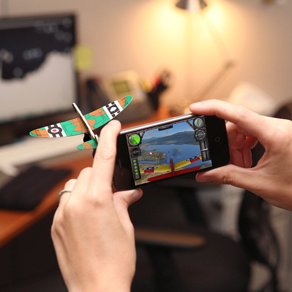 AppGear Foam Fighters Augmented Reality Toy
