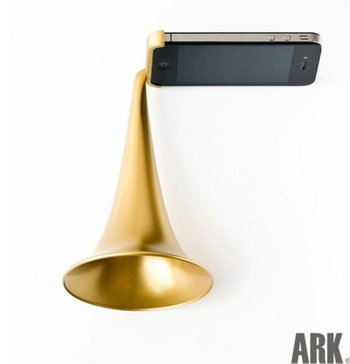 ARK Arkcanary II Gold Edition iPhone 4 Stand