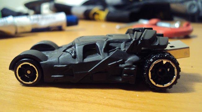 Batman Tumbler Batmobile USB Flash Drive