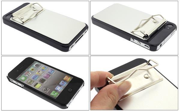 Binder iPhone 4 Case