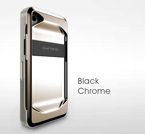 Chrono Aluminum iPhone 4 Case