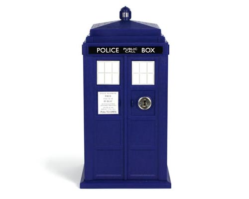 Doctor Who TARDIS Safe Money Bank