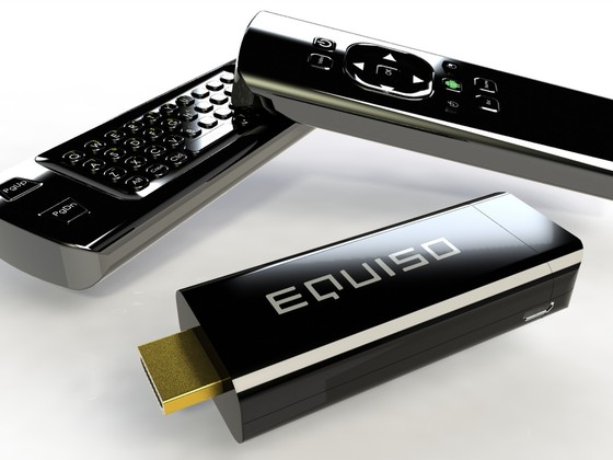 Equiso Smart TV Adapter with Remote Control