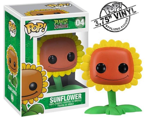 Funko Pop Plant Vs Zombies Vinly Figures Gadgetsin