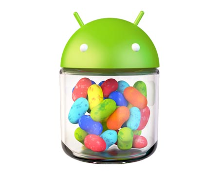 Google Android 4.1 Jelly Bean Mobile Operating System Announced