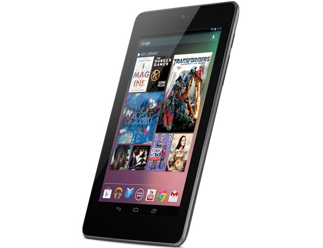 Google Nexus 7 Android Tablet Announced