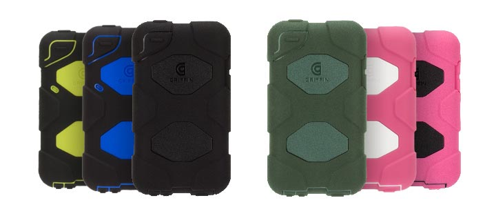 Griffin Survivor iPod Touch Case