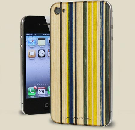 Grove SkateBack iPhone 4 Cover