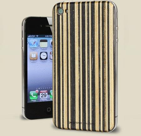 Grove SkateBack iPhone 4 Cover