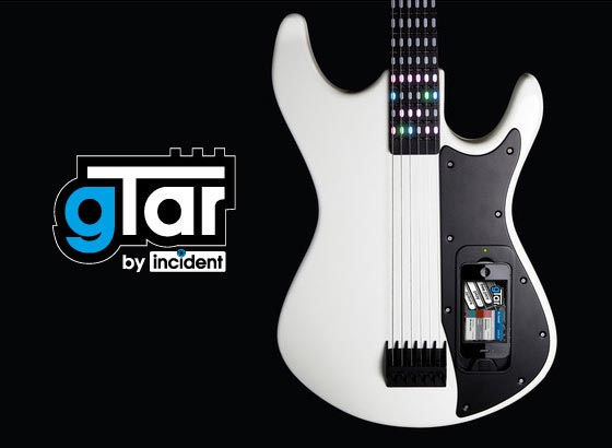gTar A Digital Guitar that Anybody Can Play