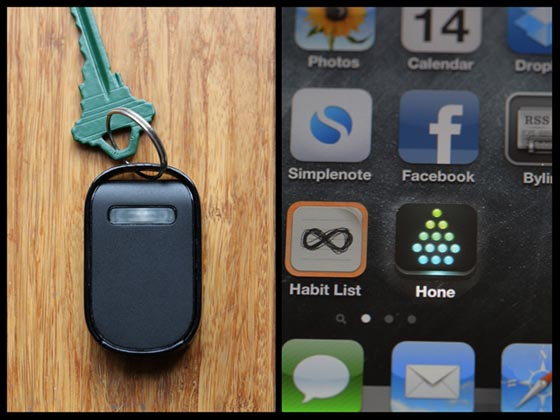 Hone Key Finder for iPhone 4S