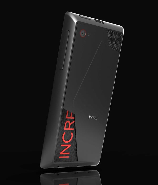 HTC Droid Incredible 3 Concept Smartphone