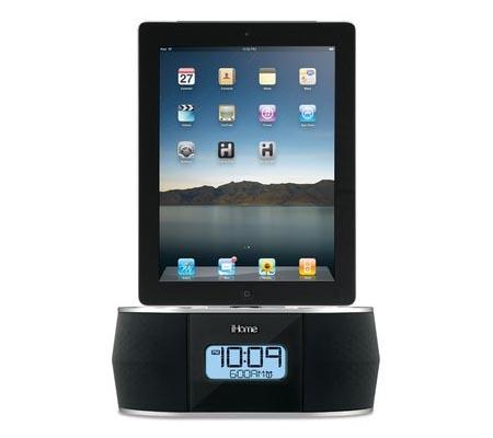 iHome iD38 Dock Speaker with Alarm Clock