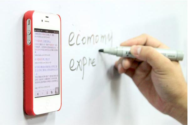 iPhone 4 Case with Multi-Functional Smart Cover