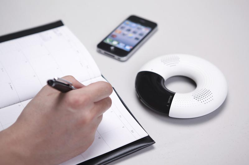 iRiver Sound Donut Portable Wireless Speaker