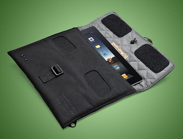 Launch Pad Mil-Spec Bulletproof iPad Sleeve