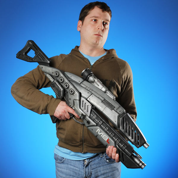 Mass Effect 3 M-8 Avenger Assault Rifle Replica