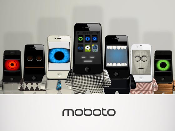 Moboto App-Powered Docking Station for iPhone, iPad and iPod Touch
